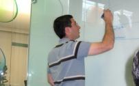 Jon conducting Co-Space Training