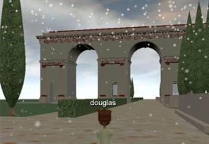 Snow in Wonderland