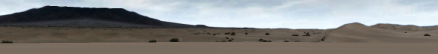Dune Skyline in Wonderland