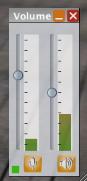 Volume Window on HUD