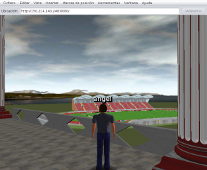 An overview of the Virtual Stadium from the Learning Center
