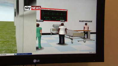 COMSLIVE Story on SkyNews