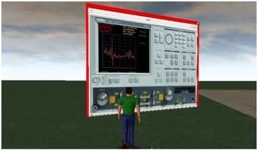 Virtual Lab in Wonderland