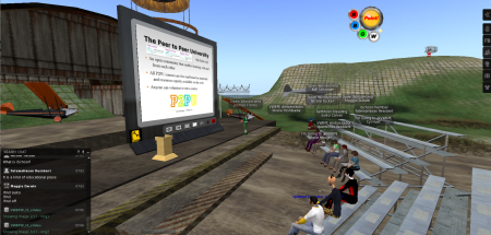 P2PU Open Wonderland course